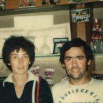 Antonietta Stefani e Lino Farisato